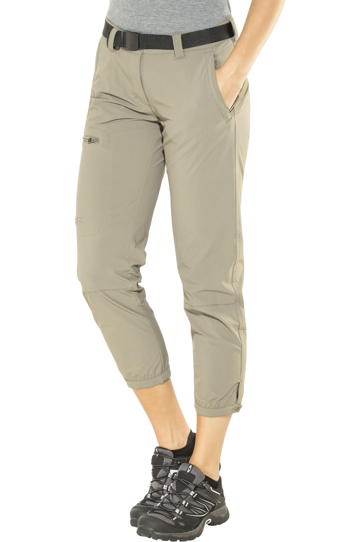 154de31f93 Maier Sports Lulaka - Pantalones cortos Mujer - marrón